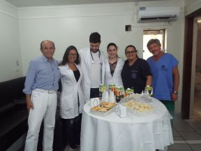 Café da Manhã em comemoração ao Dia do Médico